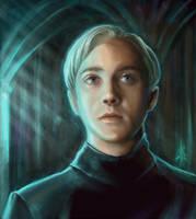 Draco Malfoy by edarlein