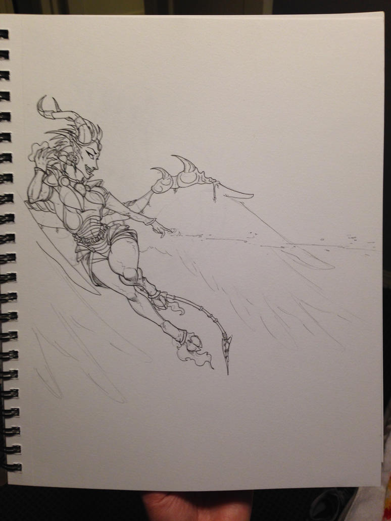 Telelia- Sketchbook by Telelia