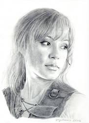 Teyla Emmagen -- 2 by crysothemis
