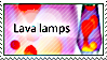 Lavalamp stamp by Autlaw
