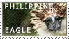 Philippine Eagle Stamp by Autlaw