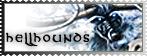 Stamp - hellhound by Autlaw