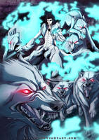 Coyote Starrk by Aeonrin