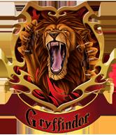 Gryffindor - stamp by Aeonrin