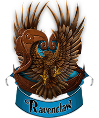Ravenclaw Stamp by Autlaw on DeviantArt