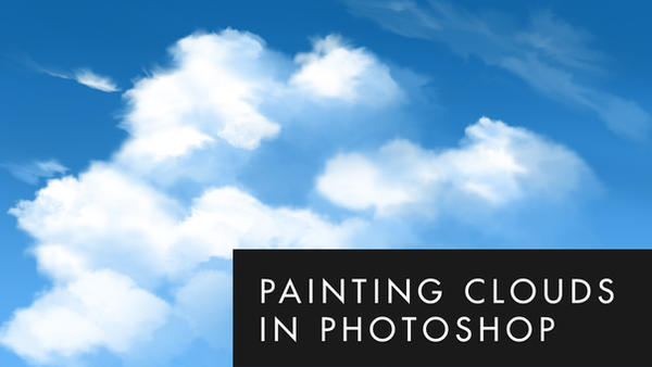 Simple painted clouds walkthrough (video)