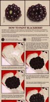 Blackberry Tutorial by SaisonRomantique