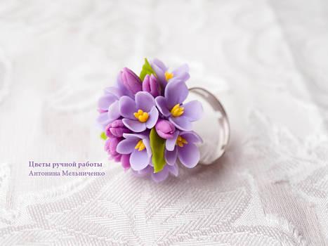 Ring - Lilac
