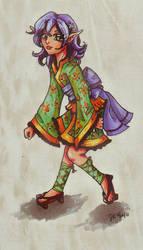 Little Aarelyn