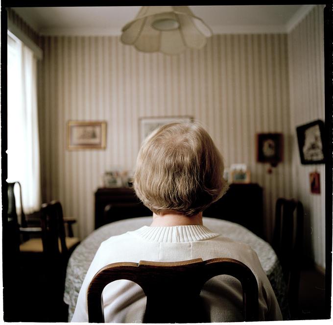 Grandmothers Backrage by naarmu