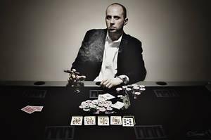 poker player by tomaszjakubowski