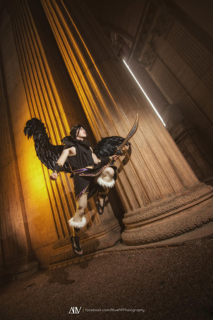 Dark Pit Cosplay by Kohalu