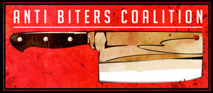 Anti Biters Coalition by Joey-Zero