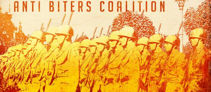 Troops...