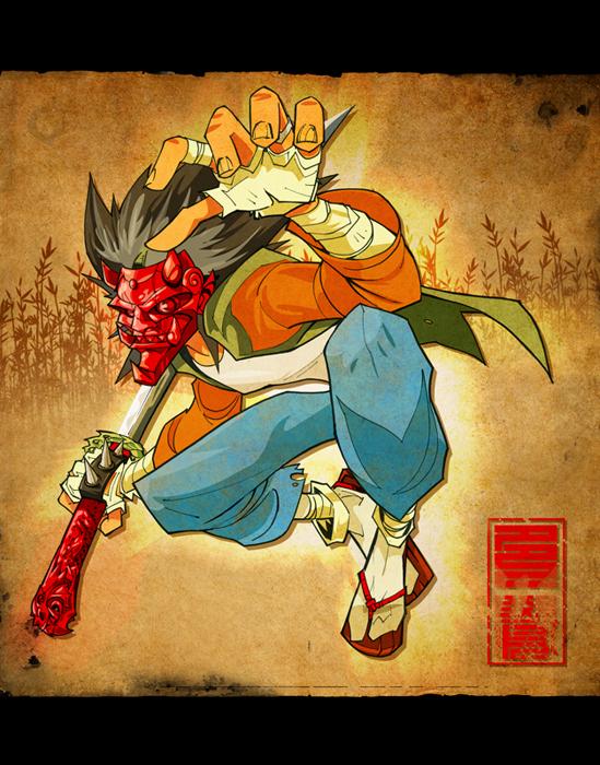 Hanzo Zhou Avatar