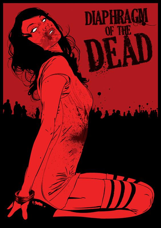 Diaphragm of the Dead by Joey-Zero