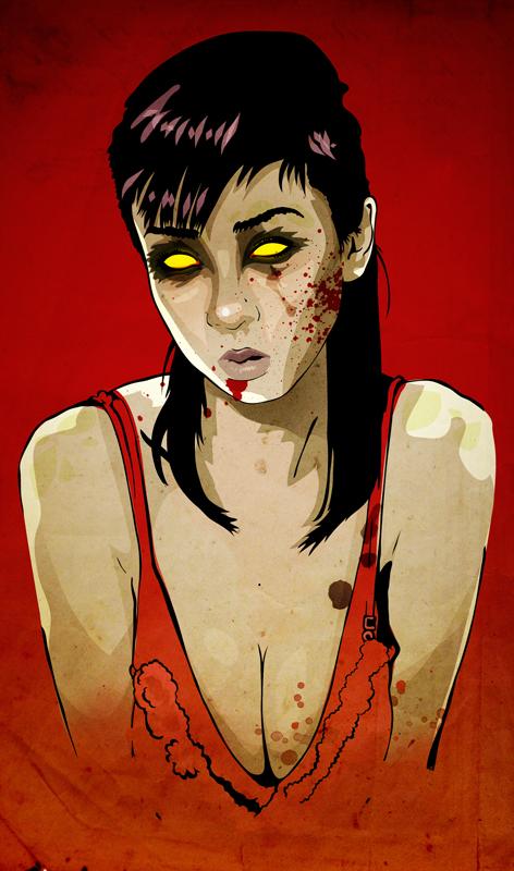 Akutou-San remix-Zombie by Joey-Zero