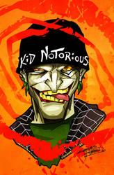 Notorious Mr. J by Joey-Zero