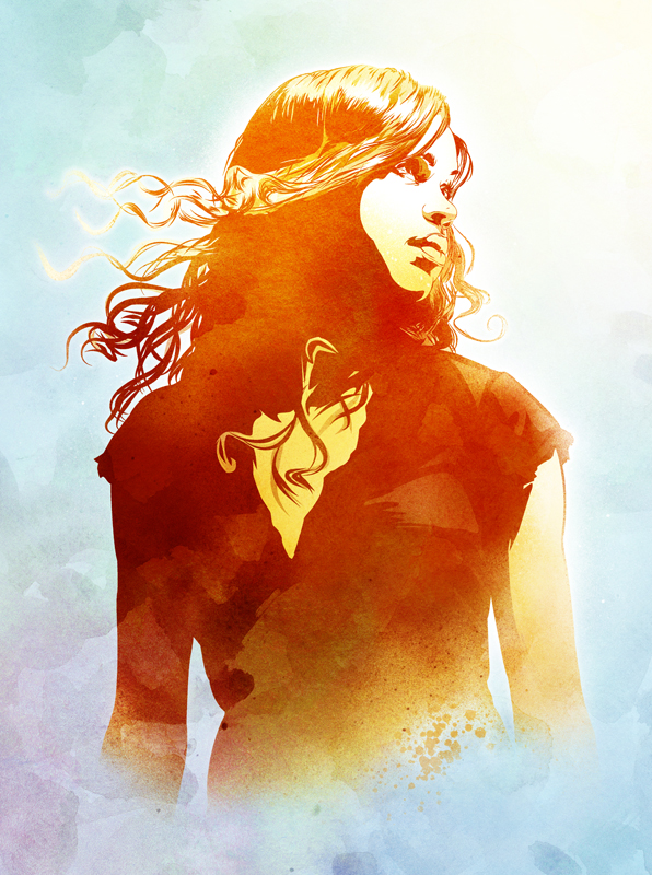 Sun Goddess by Joey-Zero