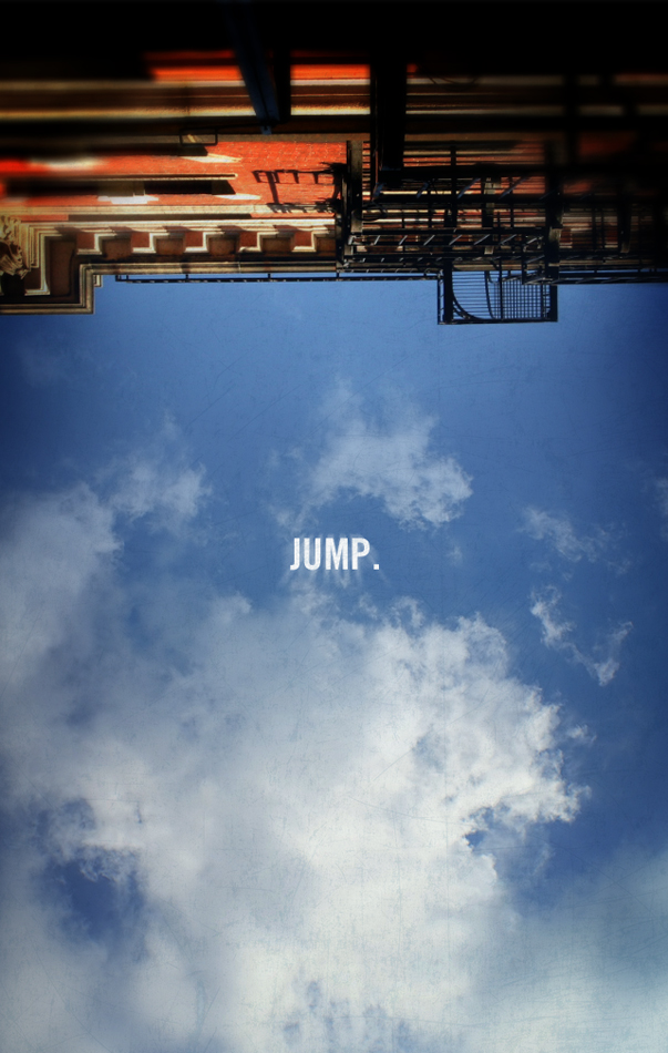 Jump. by Joey-Zero