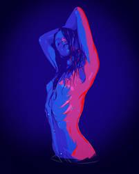 Purples n Pinks by Joey-Zero