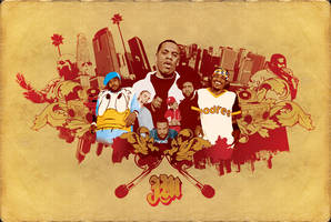 Hip Hop Anonymous by Joey-Zero