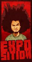My man Expo by Joey-Zero