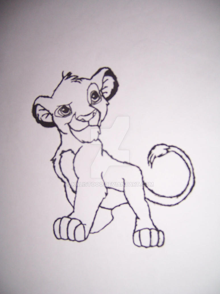 Simba by KaLiStOoO