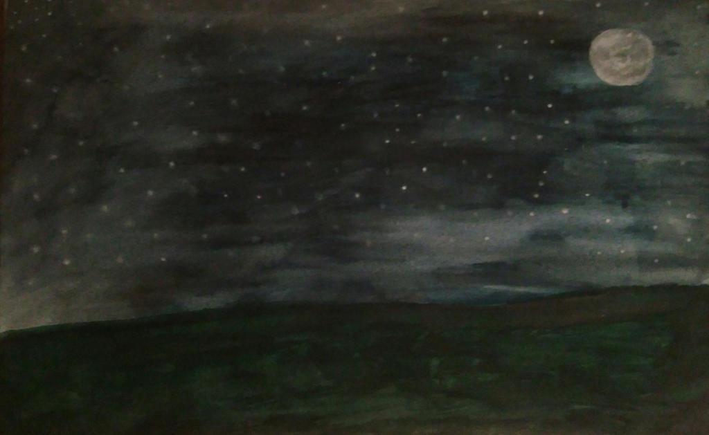 night sky by KaLiStOoO