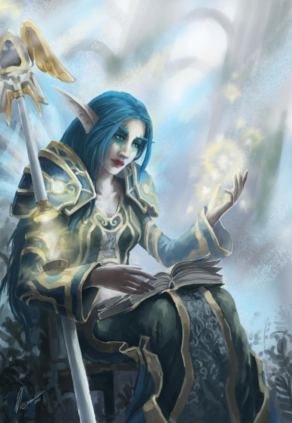 Sacred by Angevere