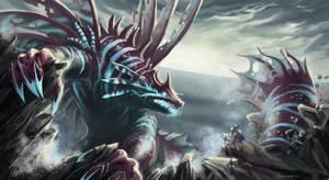 Rift - water colossus