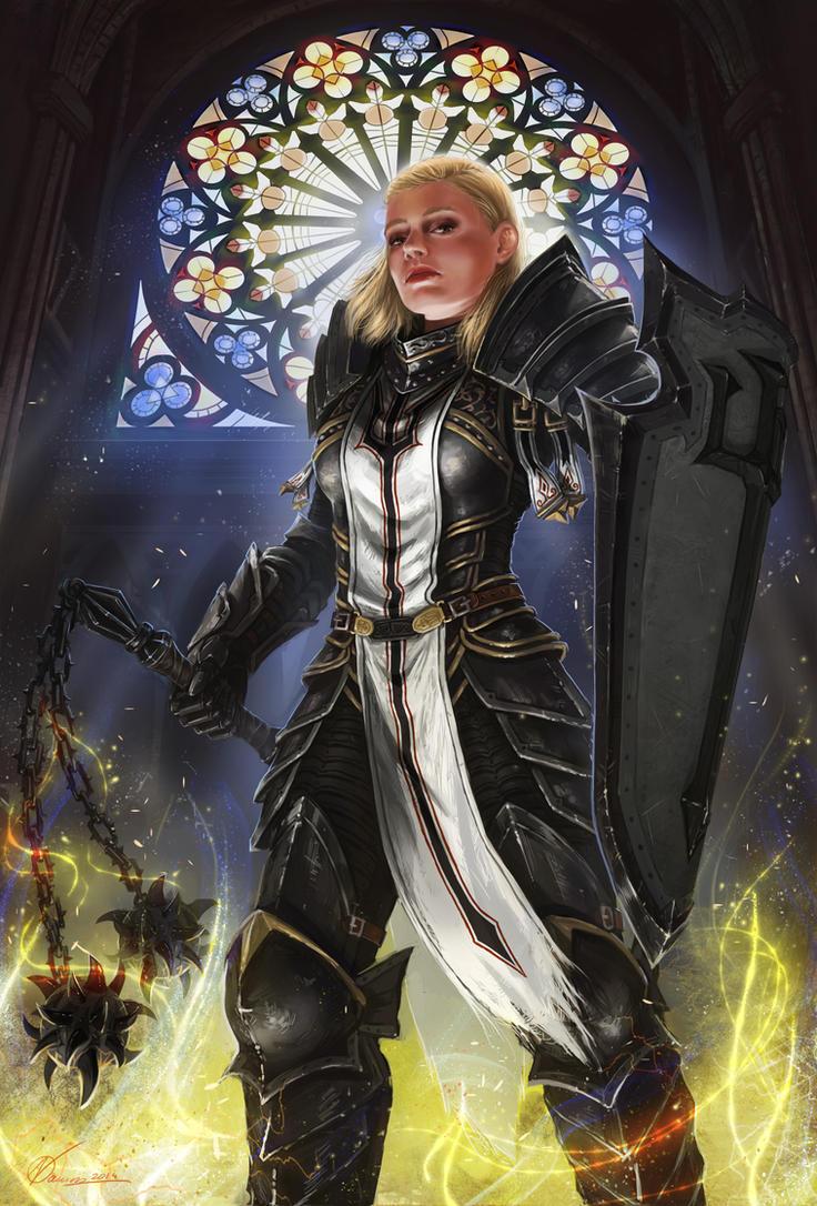 Crusader by Angevere