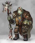 DnD test shaman