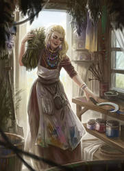 Ayleth Wright by Angevere