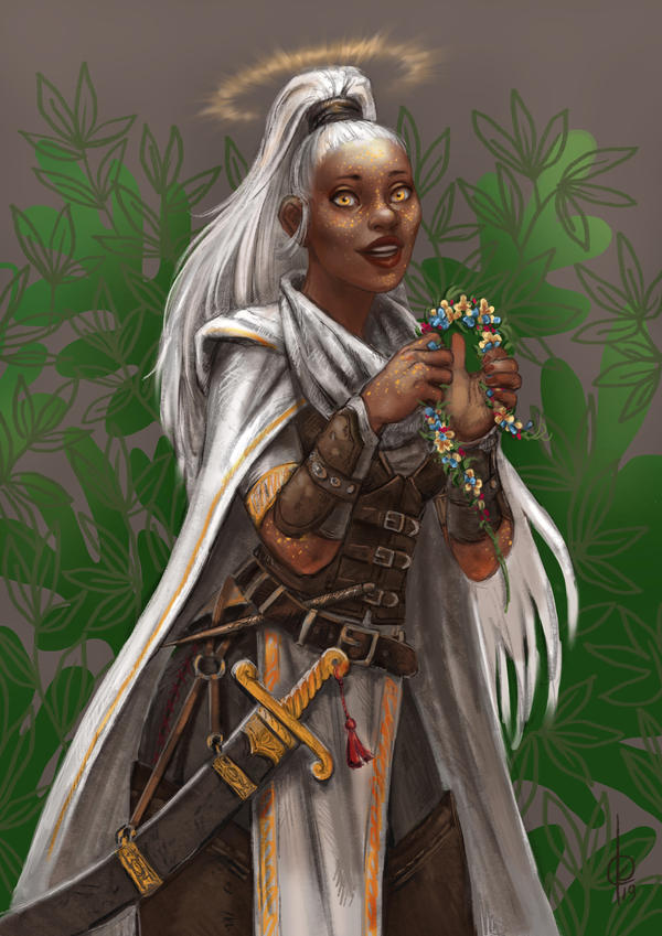 Reani By Angevere On Deviantart D&d why you should play aasimar dungeons & dragons angels character art rookzer0. reani by angevere on deviantart