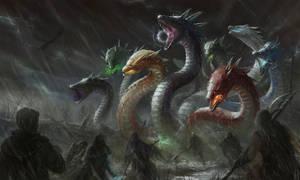 Prismatic Hydra