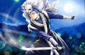 Blue dragon, shin-ha - Akatsuki no yona