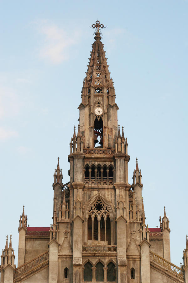 Coronados Neo Gothic Church By Black Kitty4