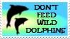 Dont Feed Stamp by OECDLapushfan101