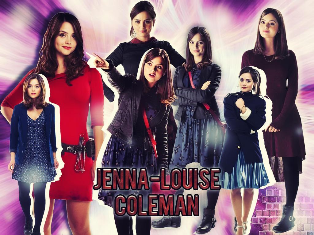 Jenna Louise Coleman Wallpaper By Nyemerac On Deviantart