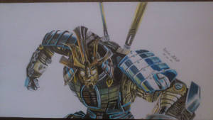 Transformers Age of Extinction - Drift