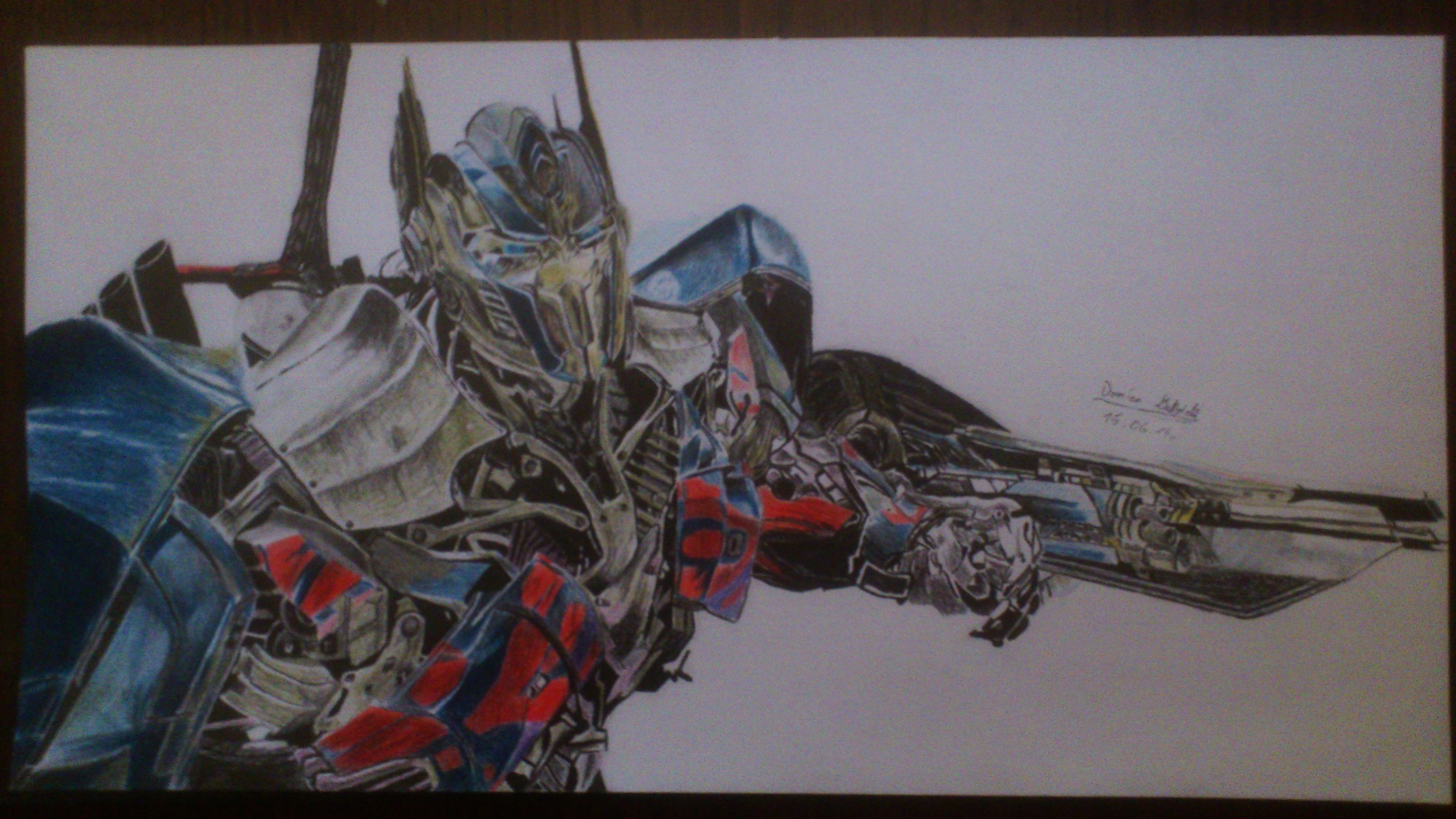 Transformers Age of Extinction - Optimus Prime by ...