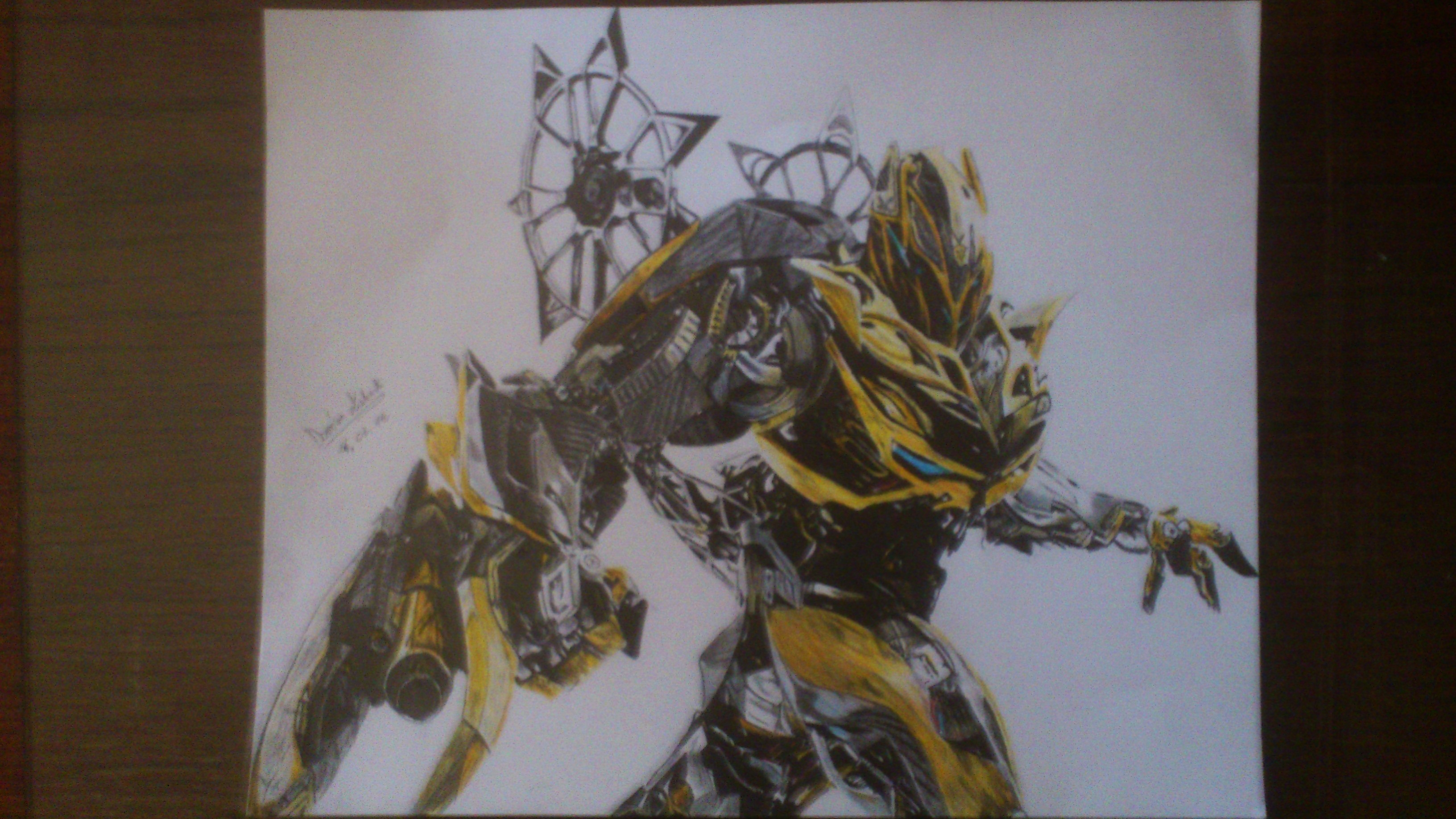 Transformers Age Of Extinction Bumblebee Vs Lockdown