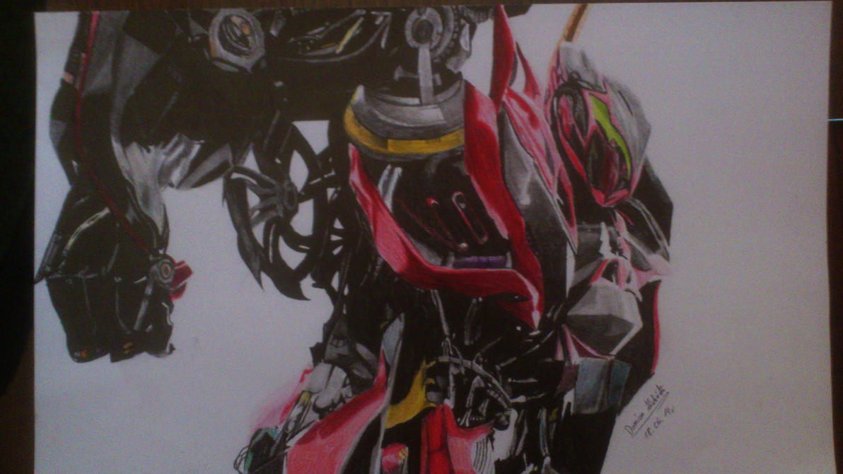 Transformers Age of Extinction - Stinger by ...