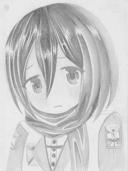 Loli Mikasa Ackerman (Update)