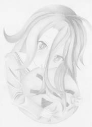 Shiro (No Name) by TemyYakazunari