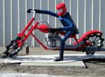 Welder's Ride by musksnipe