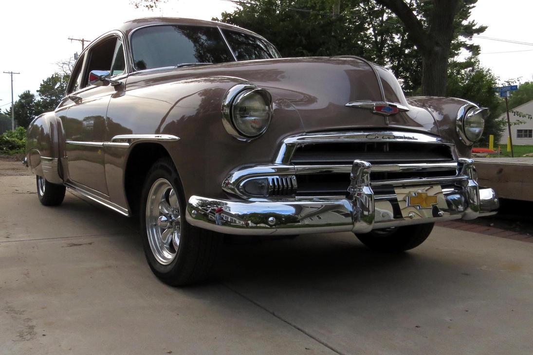 1952 Chevrolet Deluxe by musksnipe