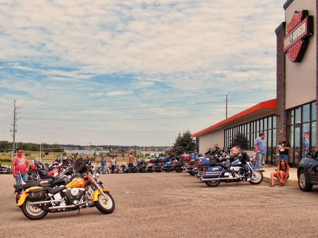 HotRod Harley Davidson 2011 by musksnipe