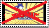 Anti Sonic SatAM Stamp by KatarinaTheCat